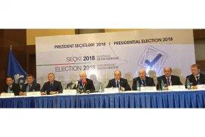 В Баку состоялась итоговая пресс-конференция Миссии наблюдателей от СНГ