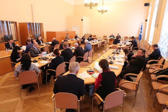 Парламентарии стран, входящих в МПА СНГ, обсудили вопросы обороны и безопасности