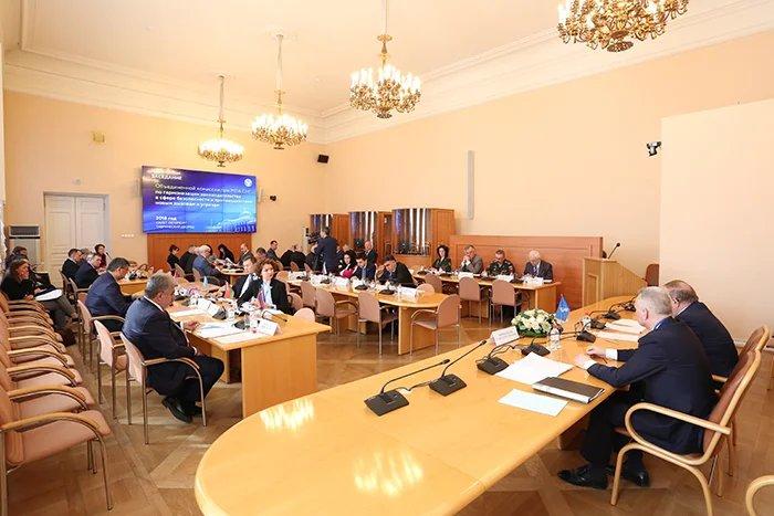 О правовом регулировании в сфере противодействия терроризму говорили в Таврическом дворце