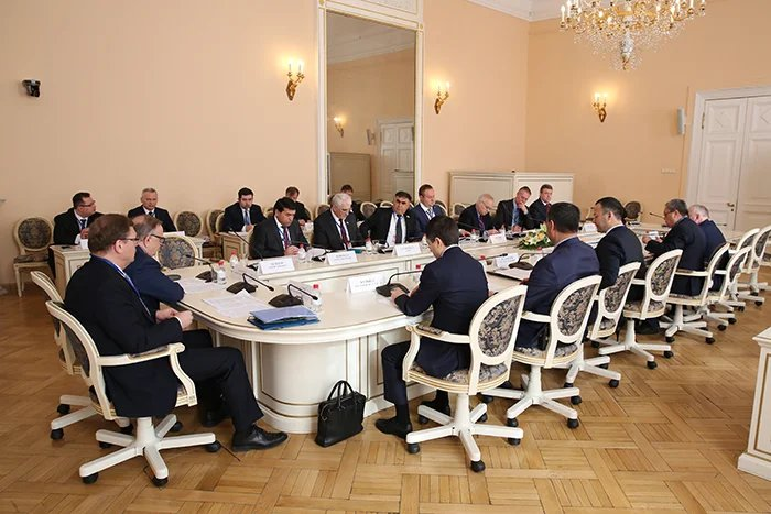 В штаб-квартире МПА СНГ обсудили вопросы подготовки и проведения международной конференции по борьбе с терроризмом