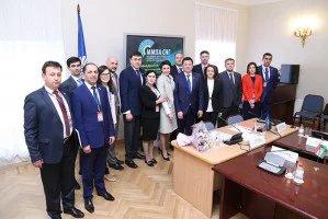 Одиннадцатое заседание Молодежной межпарламентской ассамблеи государств — участников СНГ прошло в Таврическом дворце