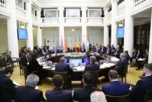 В Санкт-Петербурге прошло заседание Совета Межпарламентской Ассамблеи СНГ