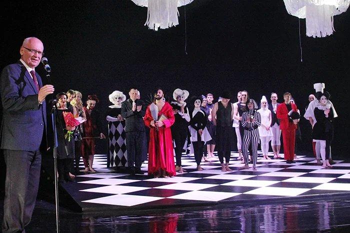 Завершился XX международный театральный фестиваль «Встречи в России»