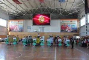 В Бишкеке открылся шестой международный турнир по баскетболу среди юношей