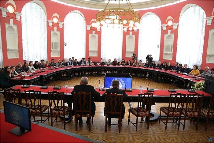 В Москве подвели итоги II международного конкурса молодых преподавателей России и государств — участников СНГ «Педагогическое начало»