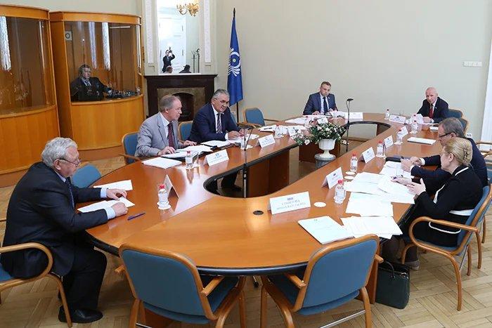 Члены Постоянной комиссии МПА СНГ по правовым вопросам обсудили ряд проектов модельных законов
