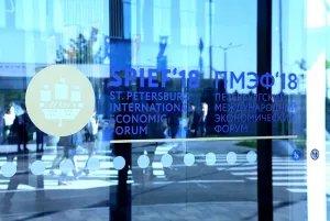 Делегация МПА СНГ принимает участие в Петербургском международном экономическом форуме