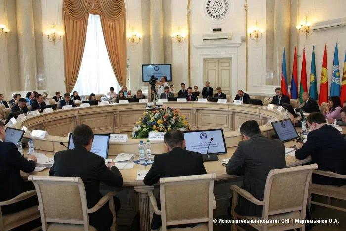 48-е заседание Межгосударственного совета по антимонопольной политике стран СНГ прошло в Минске