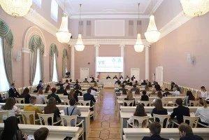 VII международная научная конференция «Таврическая перспектива» проходит в штаб-квартире МПА СНГ