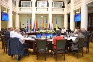 Очередное заседание Экспертного совета МПА СНГ — РСС прошло в Таврическом дворце