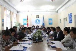 Бишкекский филиал МИМРД провел общественный диалог «Меры по совершенствованию местных выборов»