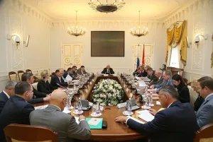 Подготовку ко второму Евразийскому женскому форуму обсудили в Санкт-Петербурге