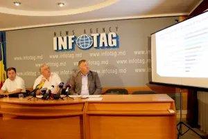 В Кишиневе представили результаты социологического исследования «Влияние реформ на экономическую, политическую и социальную ситуацию в Республике Молдова»