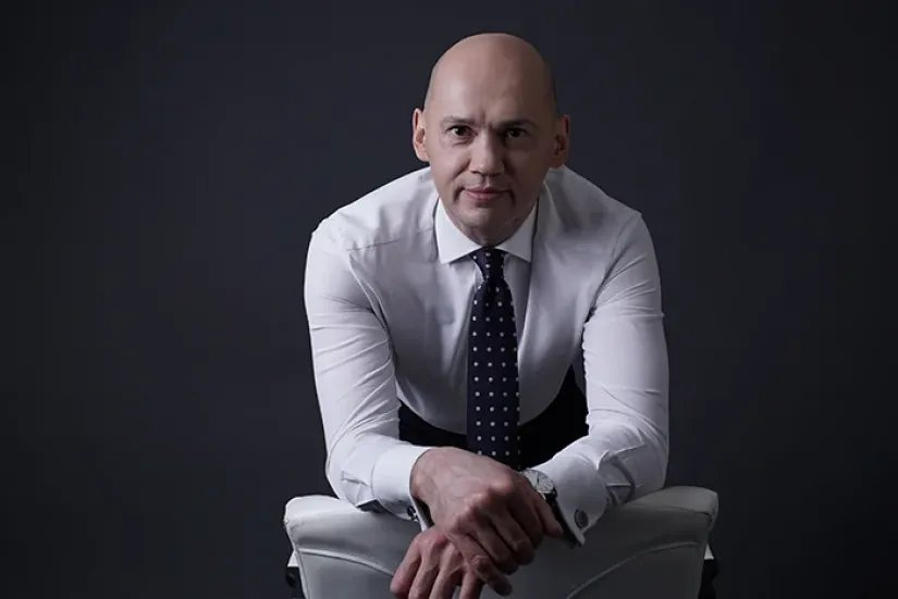 Председатель МТРК «Мир» Радик Батыршин празднует 50-летие