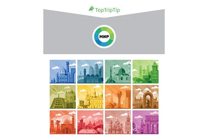 МТРК «Мир» запустила серию мобильных путеводителей по странам Содружества