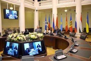 В Астане в формате видеоконференции прошло заседание Межгоскомиссии стран СНГ по взаимодействию с ВОЗ