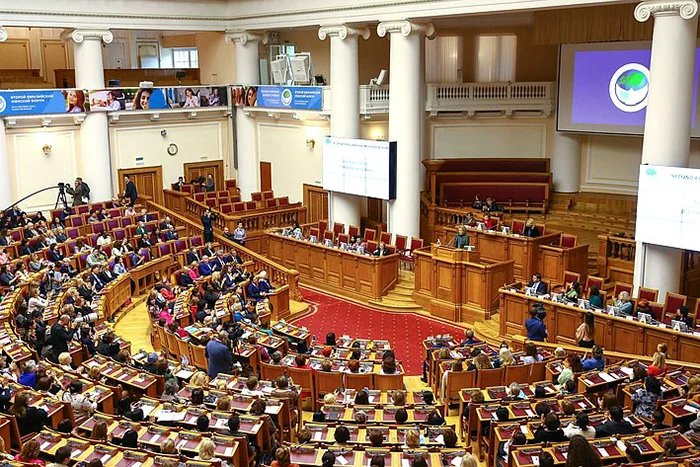 Валентина Матвиенко: Евразийский женский форум стал глобальным мероприятием