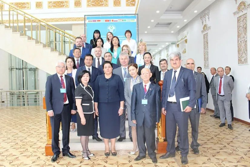 В Республике Таджикистан обсудили вопросы труда, миграции и социальной защиты населения государств — участников СНГ