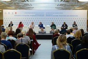 Роль женщин в культуре обсудили на втором Евразийском женском форуме