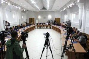 Кишиневский филиал МИМРД провел круглый стол «Интернет и избирательная кампания»