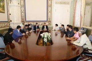 Встреча представителей кыргызской диаспоры прошла в Санкт-Петербурге