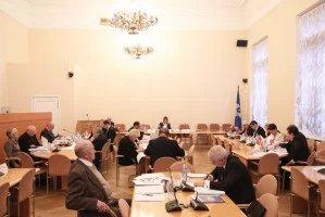 Модельное законотворчество в сфере культуры обсудили в Таврическом дворце