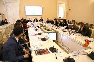 В штаб-квартире МПА СНГ состоялось очередное заседание Совета по культурному сотрудничеству государств — участников СНГ
