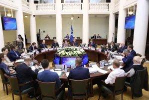 Состоялось очередное заседание Постоянной комиссии МПА СНГ по экономике и финансам
