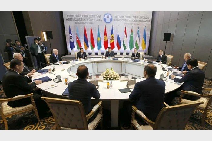 Заседание Совета глав правительств СНГ прошло в Астане