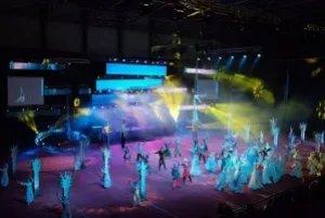 В Перми состоялся VI Международный фестиваль школьного спорта государств — участников СНГ «Содружество»