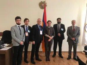 Наблюдатели от МПА СНГ приступили к долгосрочному мониторингу внеочередных парламентских выборов в Республике Армения