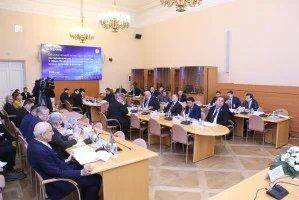 В штаб-квартире МПА СНГ  обсудили вопросы безопасности и противодействия новым вызовам и угрозам