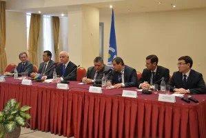 В Ереване состоялась пресс-конференция Миссии наблюдателей от СНГ