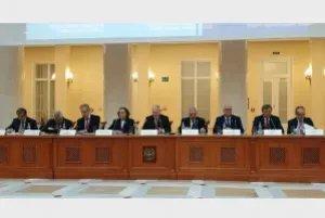 VI международный форум «Евразийская экономическая перспектива» прошел в Санкт-Петербурге