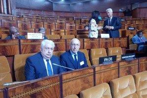 Делегация МПА СНГ приняла участие в парламентской конференции, посвященной принятию Глобального договора о безопасной, упорядоченной и легальной миграции