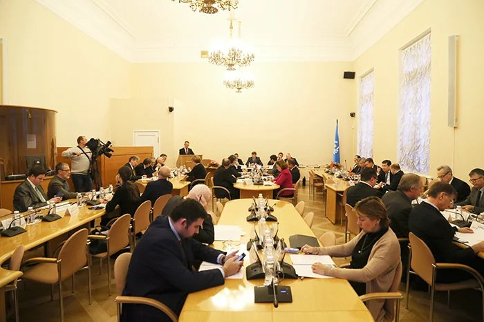 Парламентарии и эксперты СНГ обсудили вопросы законодательного обеспечения развития цифровой экономики