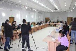 Кишиневский филиал МИМРД МПА СНГ провел круглый стол «Влияние институциональных изменений на электоральное поведение граждан»