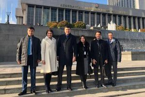 В Баку проходит пятая Всемирная конференция молодых парламентариев