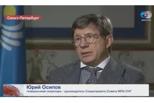 Телеканал «Вместе-РФ» представил репортаж о работе МПА СНГ в 2018 году