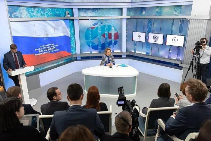 Валентина Матвиенко: Приоритетным направлением работы российских парламентариев в 2019 году является взаимодействие на пространстве СНГ