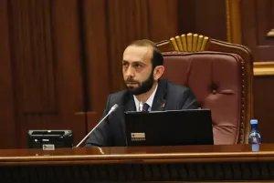 Избран новый Председатель Национального Собрания Республики Армения