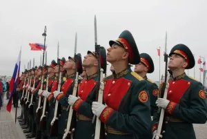 День защитника Отечества отмечают в странах СНГ