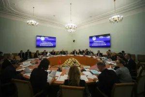 В Исполнительном комитете СНГ прошло заседание Комиссии по экономическим вопросам при Экономическом совете СНГ