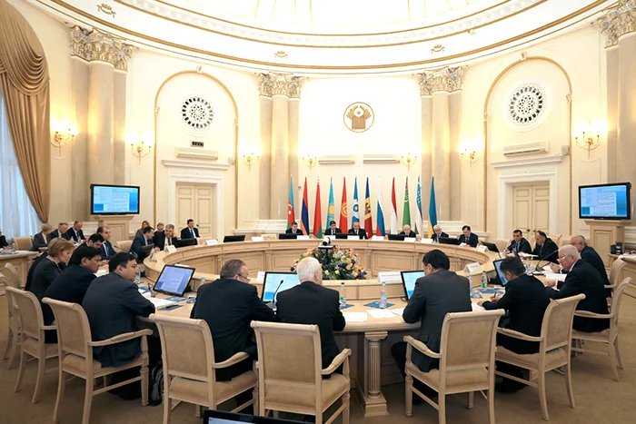 В Минске прошло заседание Совета постоянных полномочных представителей стран СНГ