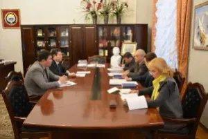 В Таврическом дворце обсудили план работы Бишкекского филиала МИМРД МПА СНГ на 2019 год