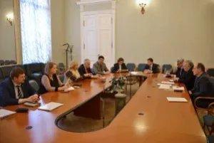 В Таврическом дворце обсудили планы работы филиалов МИМРД МПА СНГ на 2019 год