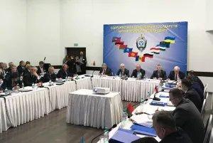 В Москве прошло XII Совещание руководителей национальных антитеррористических центров СНГ
