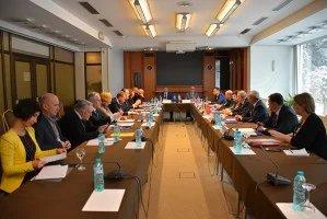 Наблюдатели от МПА СНГ приступили к краткосрочному мониторингу выборов в Парламент Республики Молдова