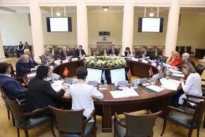 Постоянная комиссия МПА СНГ по культуре, информации, туризму и спорту обсудила находящиеся в ее разработке модельные законопроекты