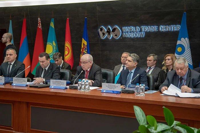 В Москве прошло заседание Экономического совета СНГ